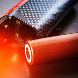Batterie e cig